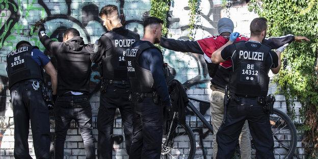 Verdienst Polizei Berlin