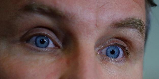 Augen von Björn Höcke