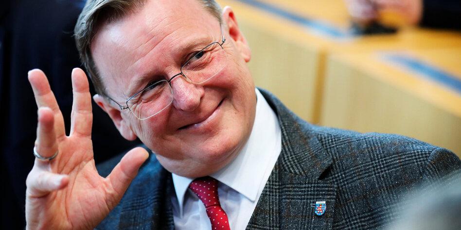 Kretschmann wirft AfD Unterhöhlung der Demokratie vor