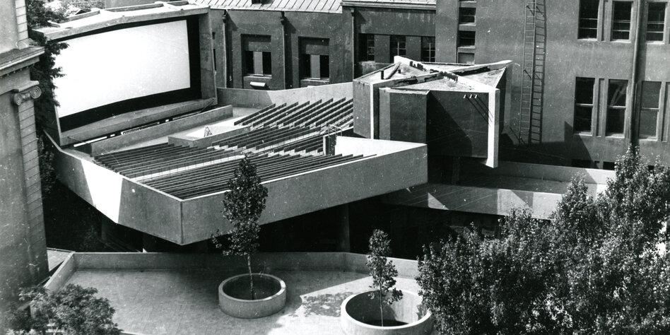 Architektonisches Tauwetter in Jerewan: Relikte der zweiten Sowjetmoderne