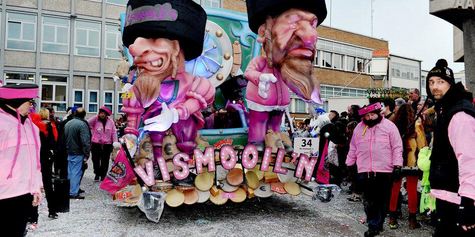 Antisemitismus im Karneval: Kein Witz