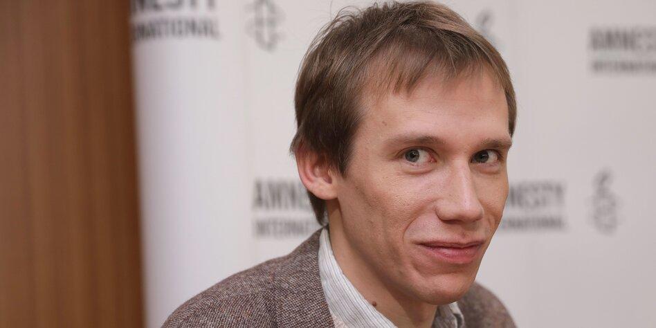 """Journalist Ochotin über Russlands Medien: """"Information schützt"""""""