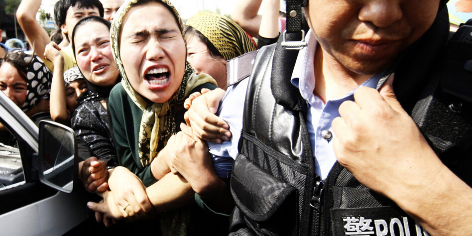 Minderheiten in China: Willkür gegen Uiguren
