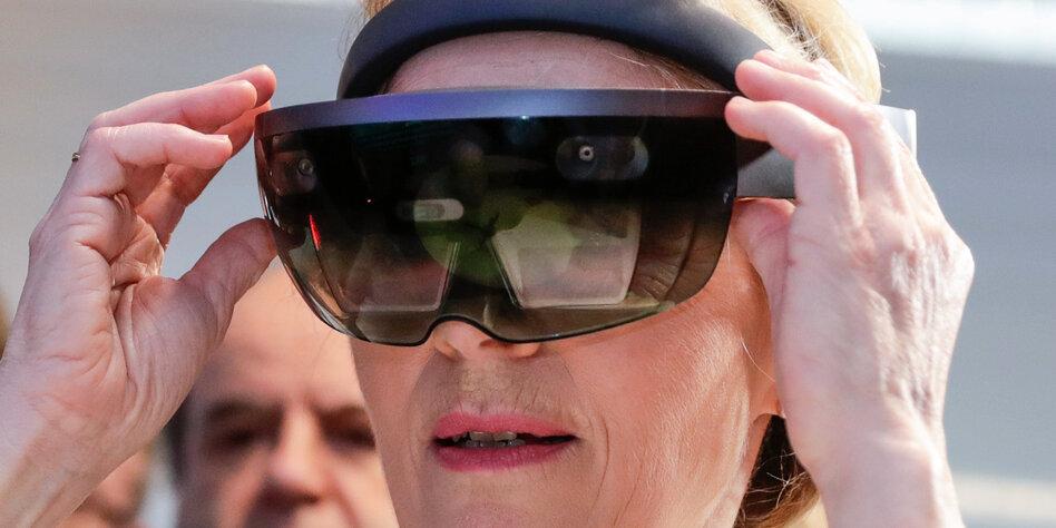 Künstliche Intelligenz: Digitale Aufholjagd