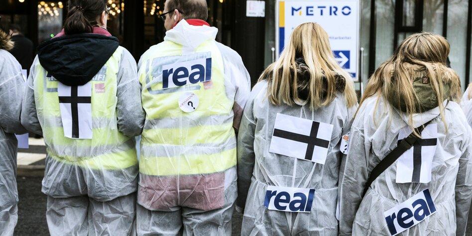 """""""Real"""" und die Arbeitsplätze von Frauen: Subventionen nur für Männer"""