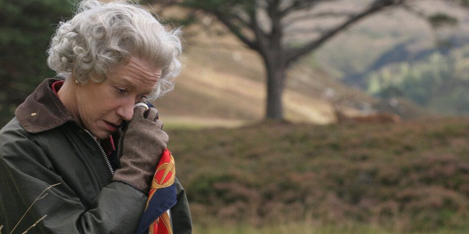 Hommage der Berlinale an Helen Mirren: Ich seh' nicht mehr so gut aus