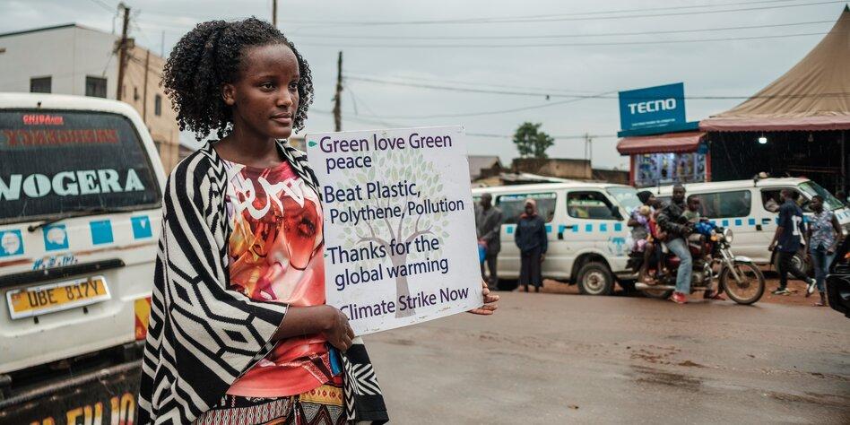 """Klimaaktivistin über Uganda: """"Wir brauchen Fridays for now"""""""