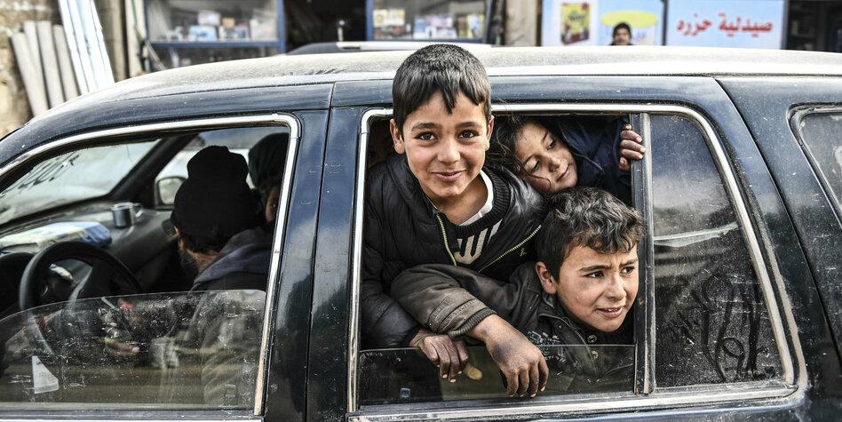 Idlib-Offensive in Syrien: Katastrophe mit Ansage