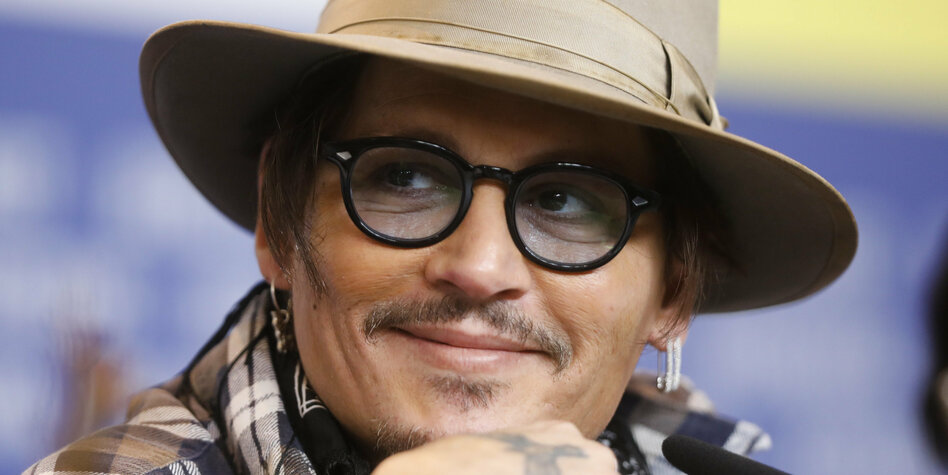 Berlinale 2021 Johnny Depp