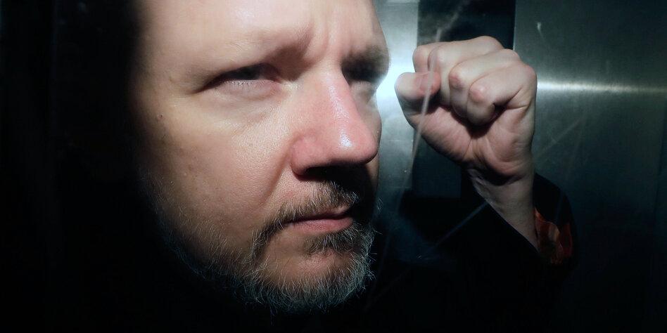 Julian Assange vor Gericht: Bedrohte Pressefreiheit