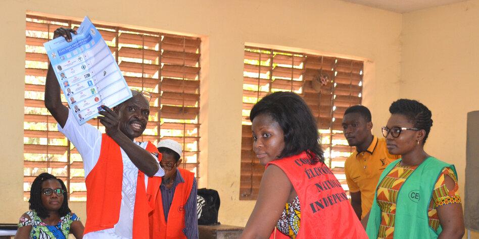 Präsidentschaftswahl in Togo: Die Lage ist angespannt