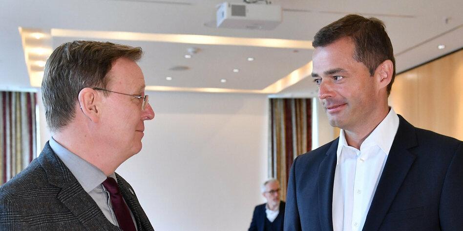 Thüringen-Wirrwarr: Das große Dilemma der CDU