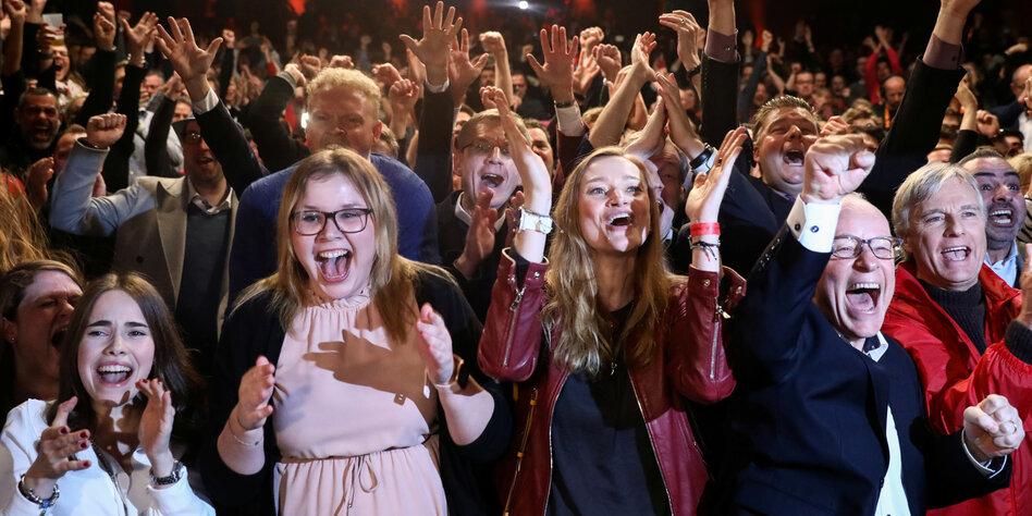 SPD und Grüne bei der Hamburgwahl: Die Reflexe funktionieren