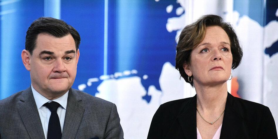 CDU und FDP nach der Hamburgwahl: Schwarz-gelbes Desaster