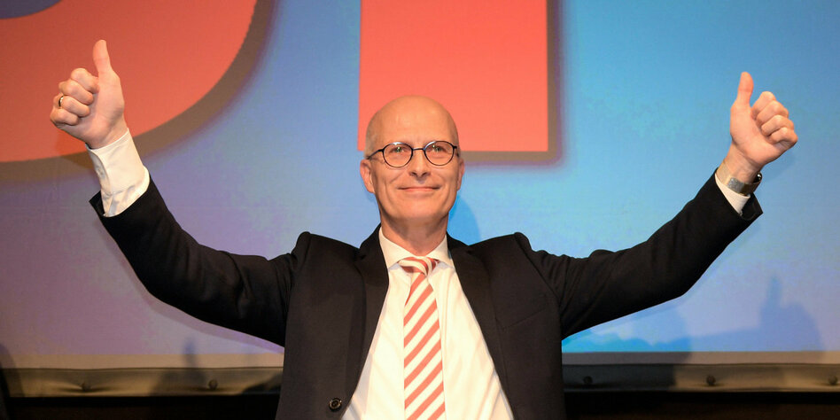 Wahlen in Hamburg: SPD triumphiert