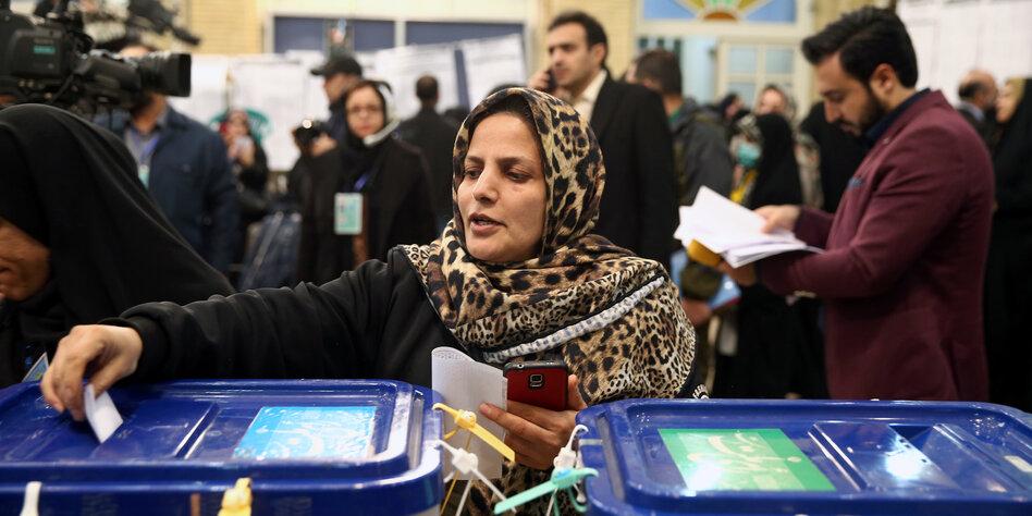 Parlamentswahl im Iran: Klassenziel erreicht