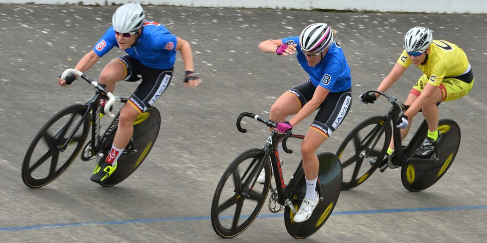 Elitetreffen der Bahnradsportler: Der kleine Höhepunkt