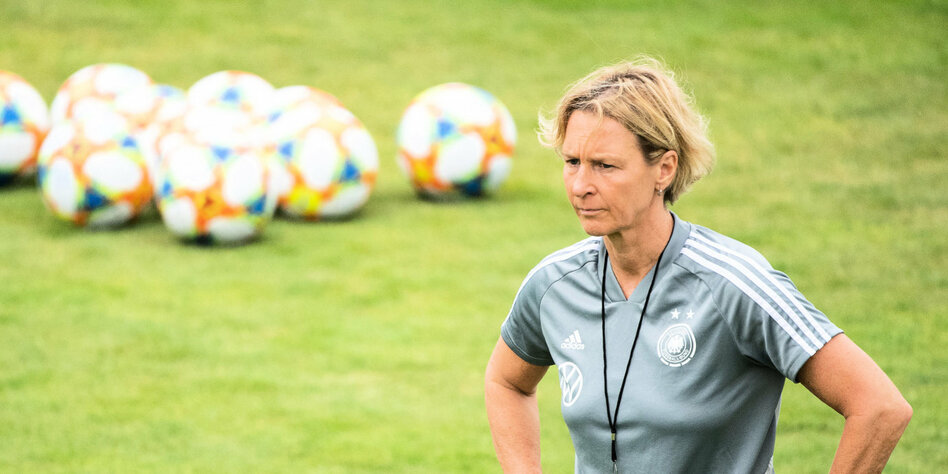 Trainerin Frauenfußball