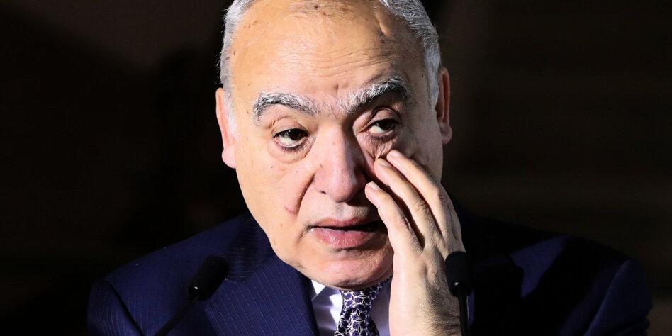 UN-Beauftragter für Libyen: Der Vermittler schmeißt hin
