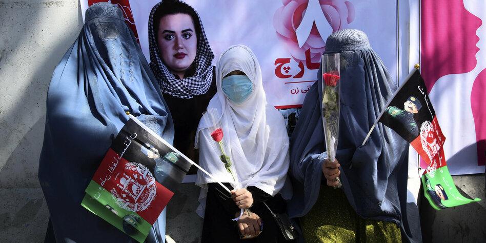 Taliban und USA vergessen die Frauen: Hölle statt halber Himmel