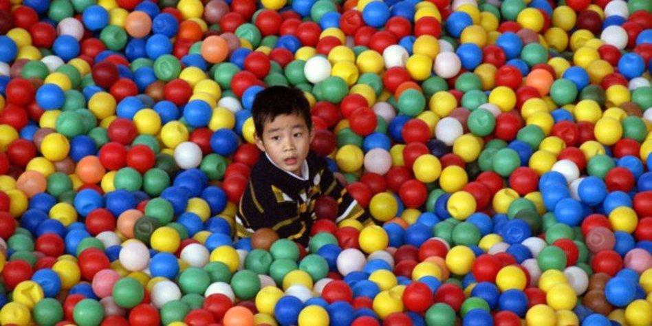 China Ein Kind Politik 2021