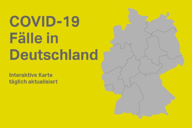 Corona Fälle Deutschland Karte