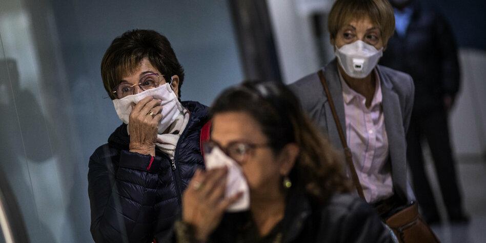 Korruption in Spanien: Erregung über Corinnavirus
