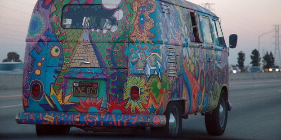 hippie kultur
