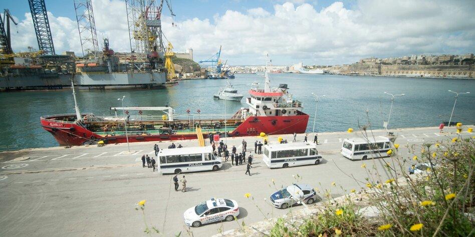Kriminalisierung auf Malta: Exempel statuieren