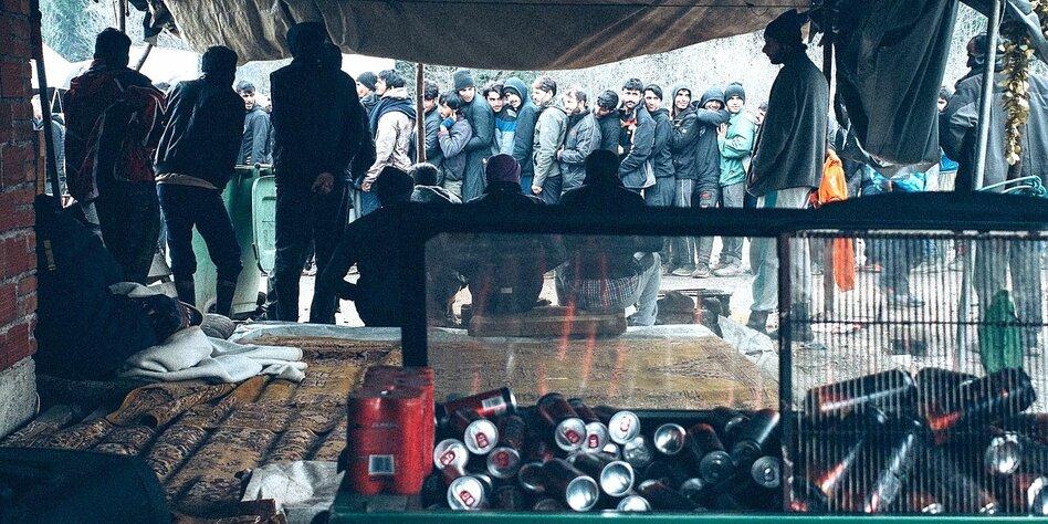 Männer beziehung bosnische Bosniaken