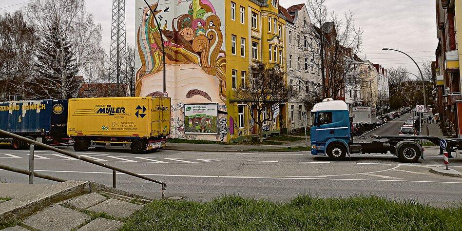 Klimaschutz in Hamburg: Deich bedroht Wohnprojekt