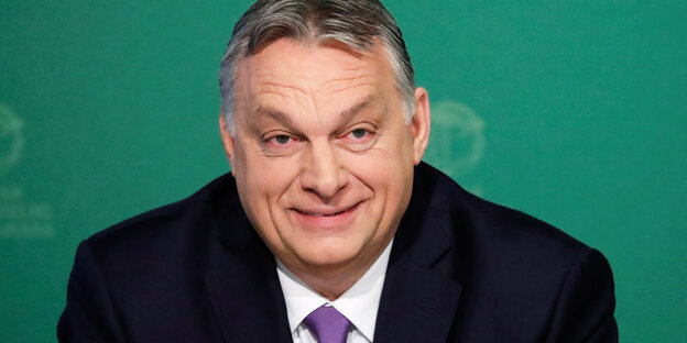 Thủ tướng Hungary Viktor Orban.