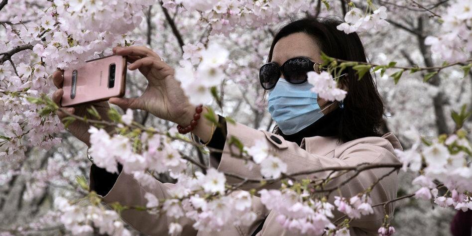 Corona-Krise in China: Kampagne gegen Ausländer