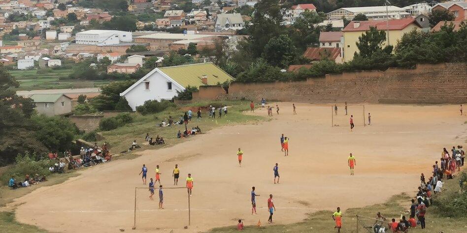 Fußball in Madagaskar: Jenseits vom Afrikacup