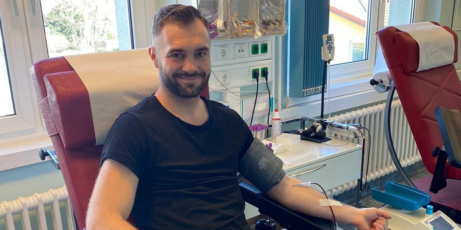 Blutspenden und Homosexuelle: Lebensfremde Voraussetzungen