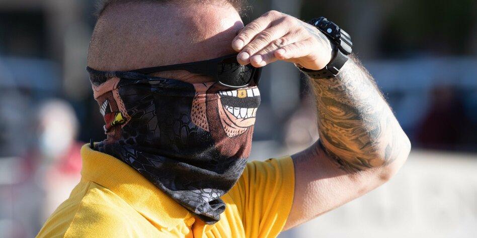 Pegida-Demo trotz Corona: Nutznießer der Lockerung