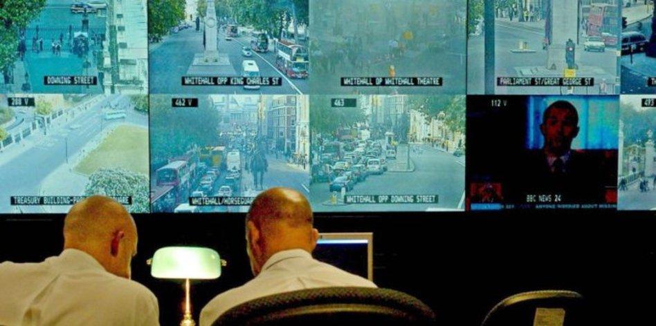 Staatliche überwachung