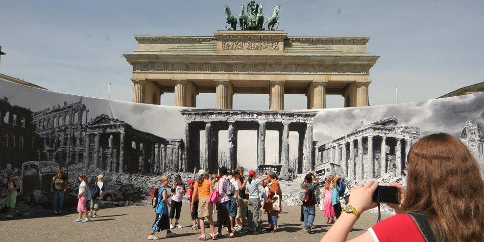 """Gespräch über Kriegsende vor 75 Jahren: """"Die erste Teilung passierte 1945"""""""