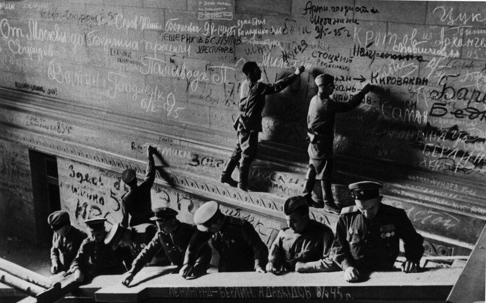 Kriegsende Vor 75 Jahren Wo Die Nazis Kapitulierten Taz De