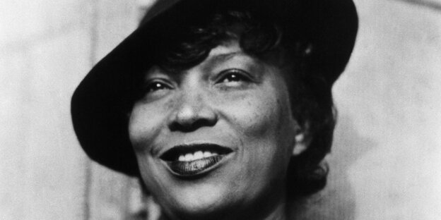Autorin und Anthropologin Zora Neale Hurston