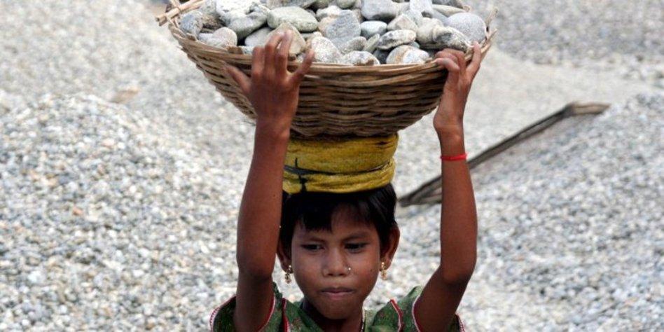 warum gibt es kinderarbeit