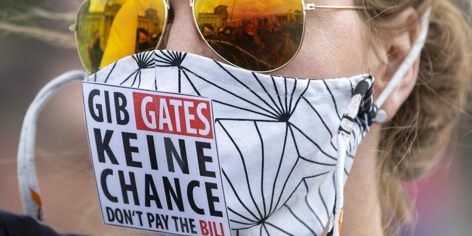 Microsoft-Gründer Bill Gates: Der Mann am anderen Ende