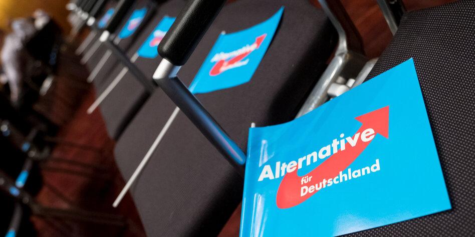 """Niedersächsischer AfD-Landesverband: """"Gegen demokratische Grundordnung"""""""