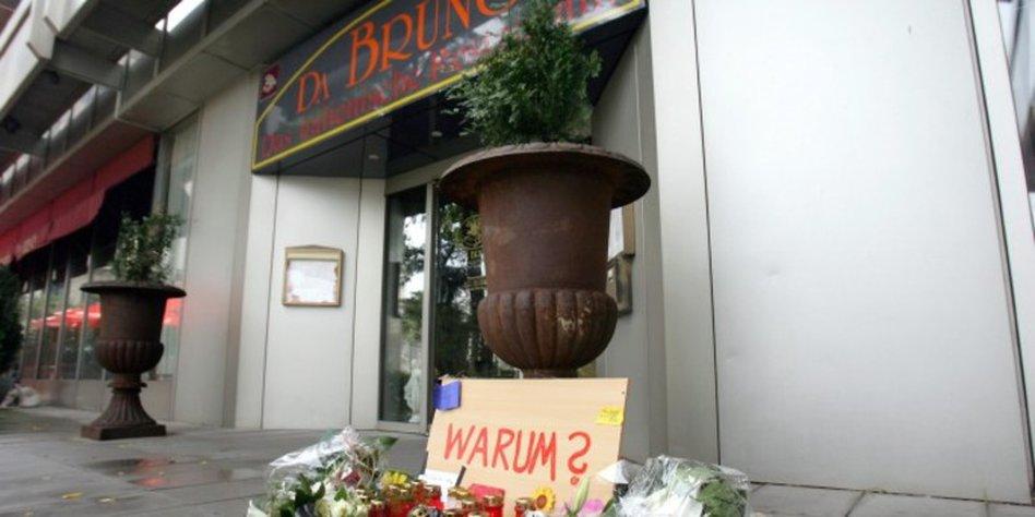 Mafia-Morde: Scham bei Duisburgs Italienern - taz.de