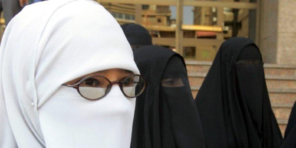 Arabische brille stellung