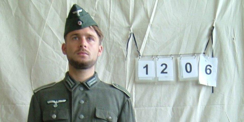Nazi Casting Hier Ist Nicht 2007 Hier Ist 1943 Taz De