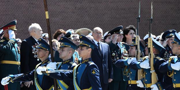 Russian President under pressure: Disenchanted Putin