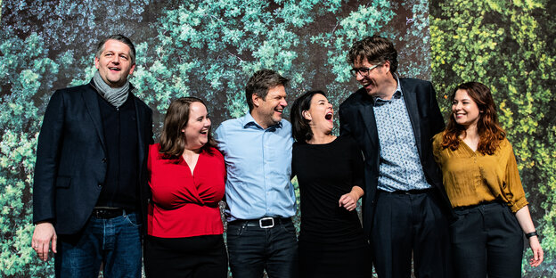 More diversity among the Greens: Greens want to reproduce