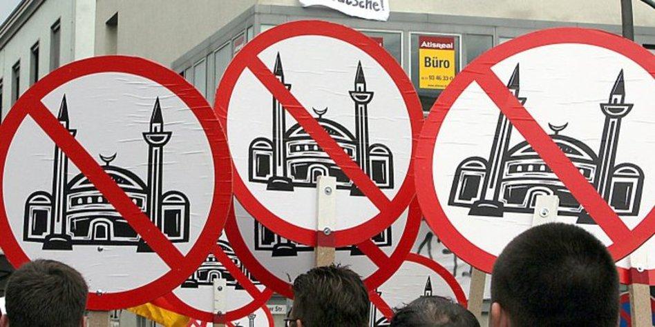 Kölner Moschee Bau Man Muss Bereit Sein Ein Risiko Einzugehen