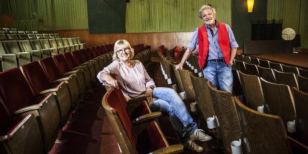 The operator of the cinema in Hollfeld